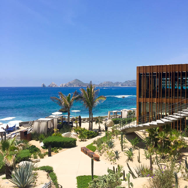 Our Stay at the Cape, A Thompson Hotel in Cabo | adoubledose.com