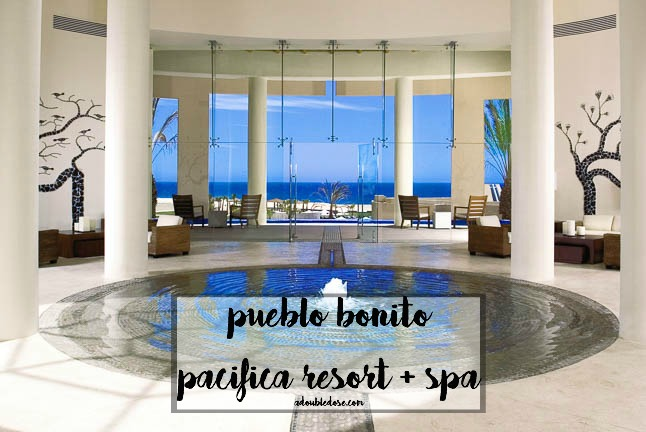 Our Stay at The Pueblo Bonito Pacifica Resort + Spa | adoubledose.com