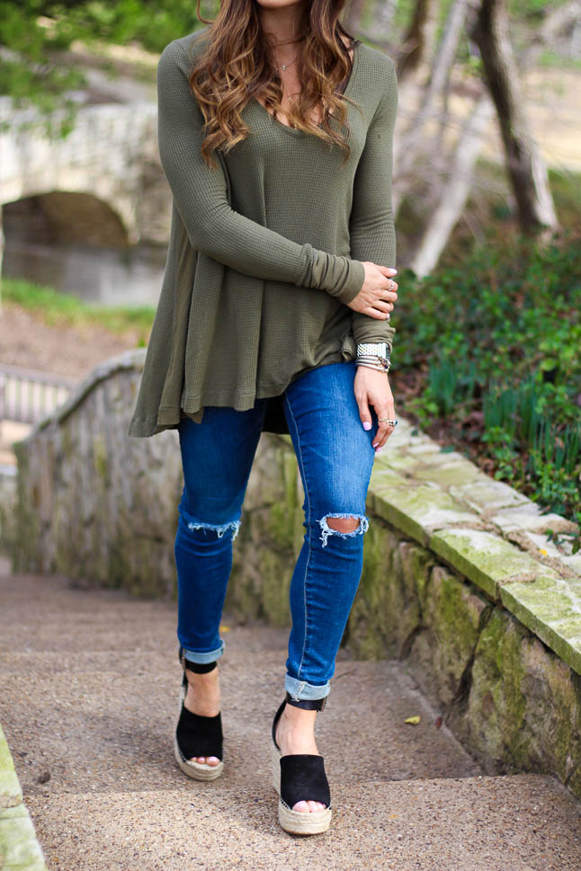 The Must Have Layering Top | adoubledose.com