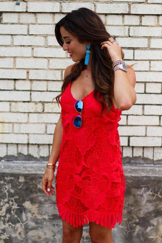 Summer Occassion Dresses | adoubledose.com