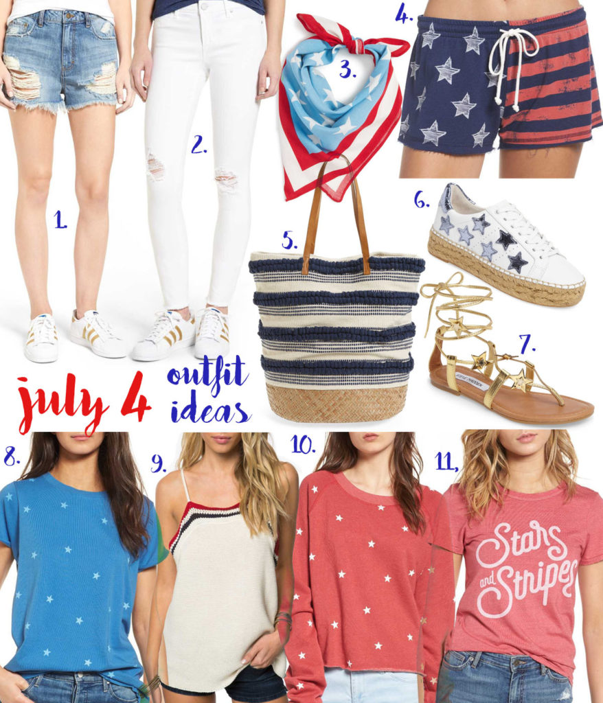 4th Of July Outfit Ideas   adoubledose.com