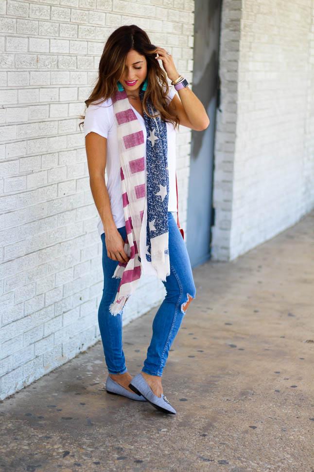 Summer Stars + Stripes   adoubledose.com