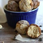 Chocolate-Covered Peanut Butter No-Bake Balls- These no-bake balls are just like a mini Reese's, except in ball form and way healthier & Grain & Gluten-Free | Double Dose Fitness
