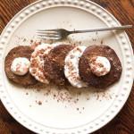 Decadent Tiramisu Pancakes