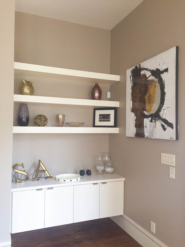 A Look Inside Our Home - our favorite areas of our home and where we bought our decor | adoubledose.com