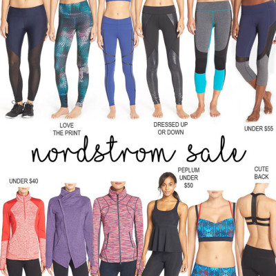 Nordstrom Half Yearly Sale- our pics from the best sale of the year on Nordstroms | adoubledose.com