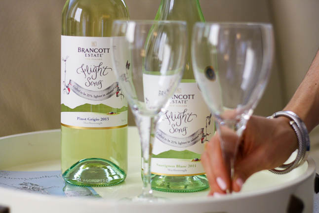Flight Song Wine - Our favorite White Wine |adoubledose.com