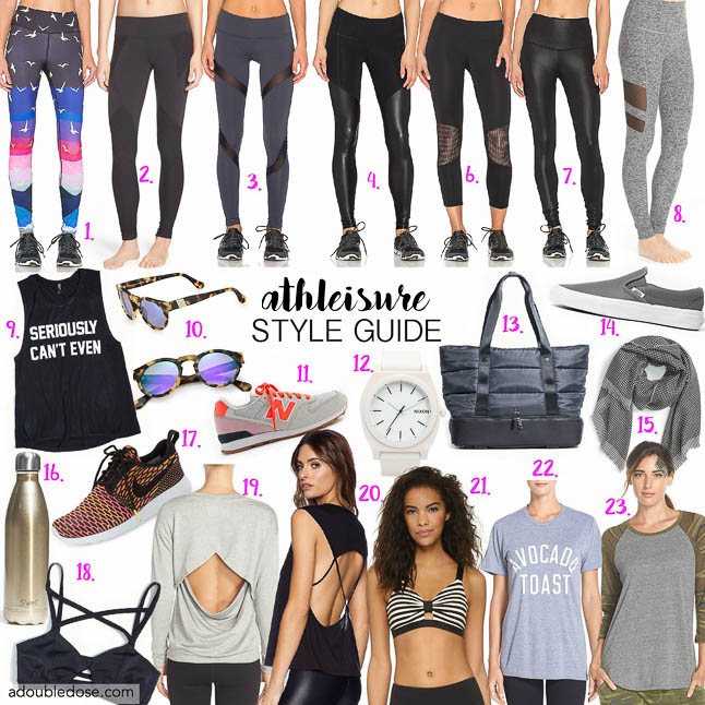 Athleisure Guide