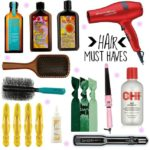 Favorite Hair Products