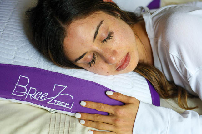 REM-fit collaboration- helps you achieve a healthy and active lifestyle by getting the best sleep possible for maximum recovery and comfort   adoubledose.com