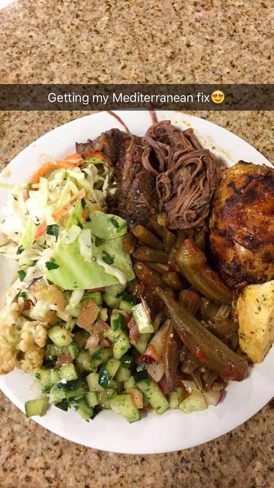 What We Ate This Week - sautéed veggies | adoubledose.com