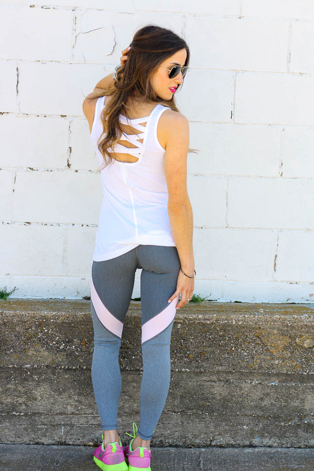 Workout Leggings with Style Squared Clothing   adoubledose.com