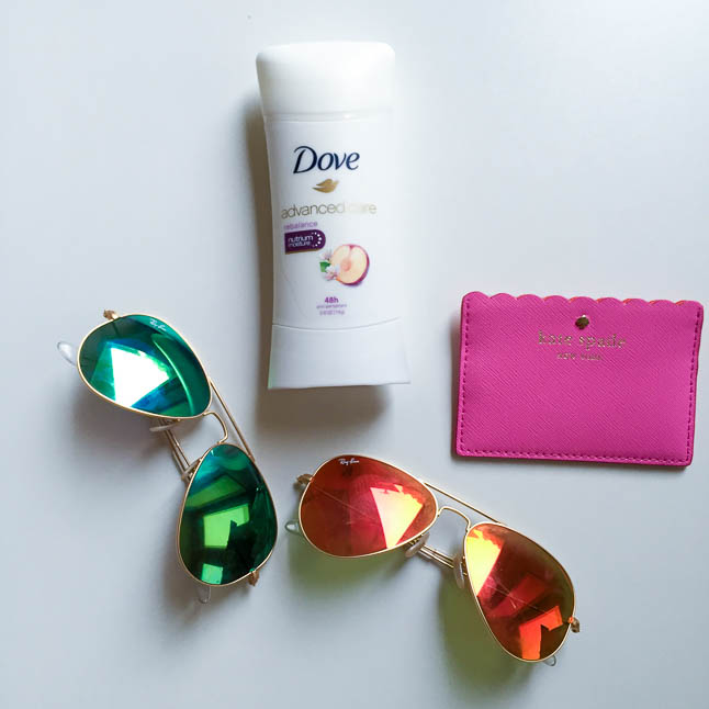 Summer Ready with Dove Advanced Care | adoubledose.com