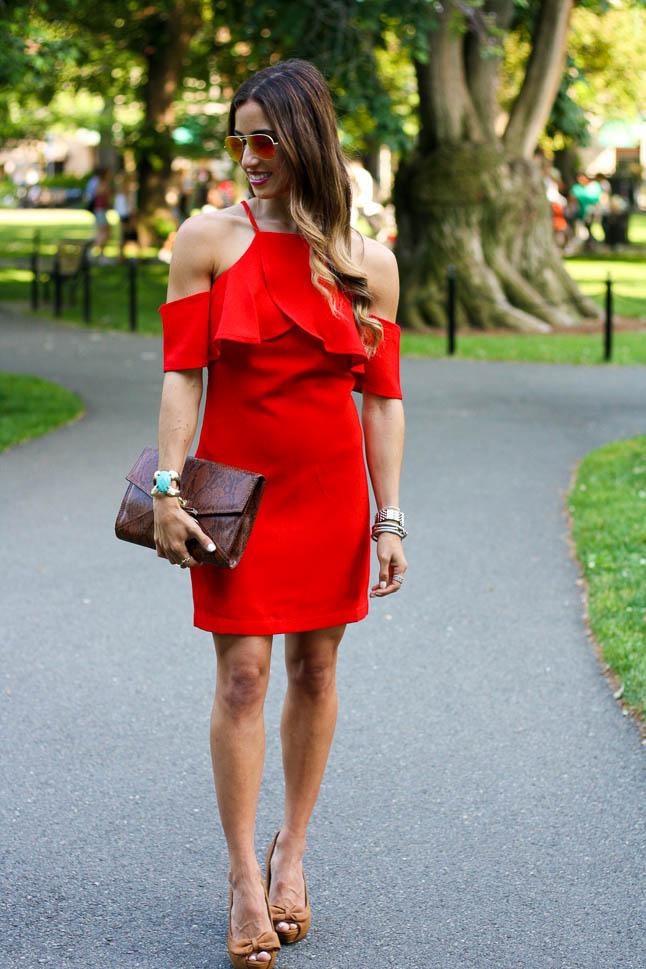 Summer Wedding Dress Ideas | adoubeldose.com