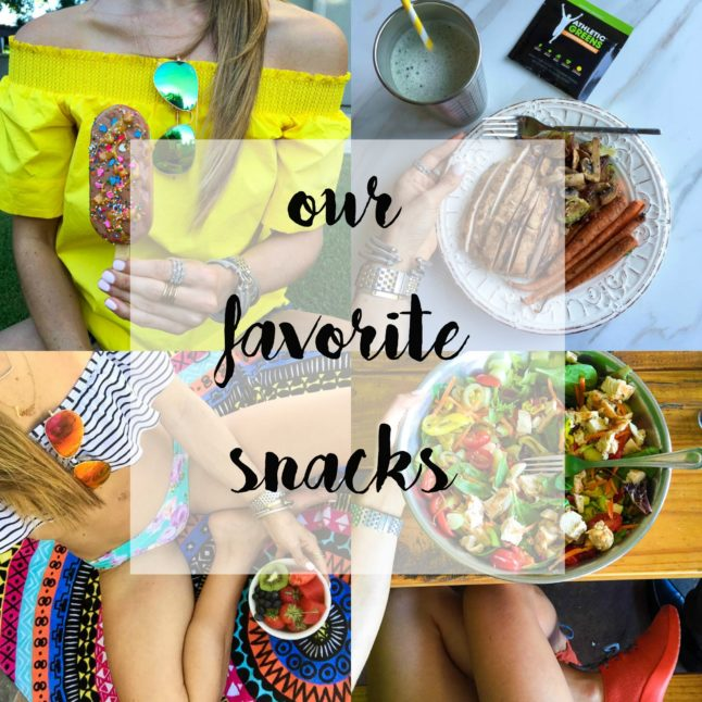 Our Favorite Healthy Snacks   adoubledose.com