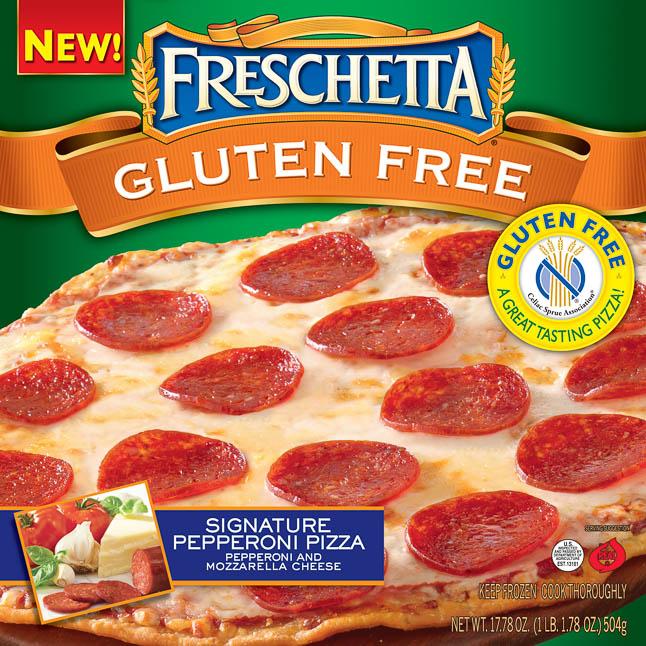 Gluten Free Expo + Freschetta Gluten Free Pizza