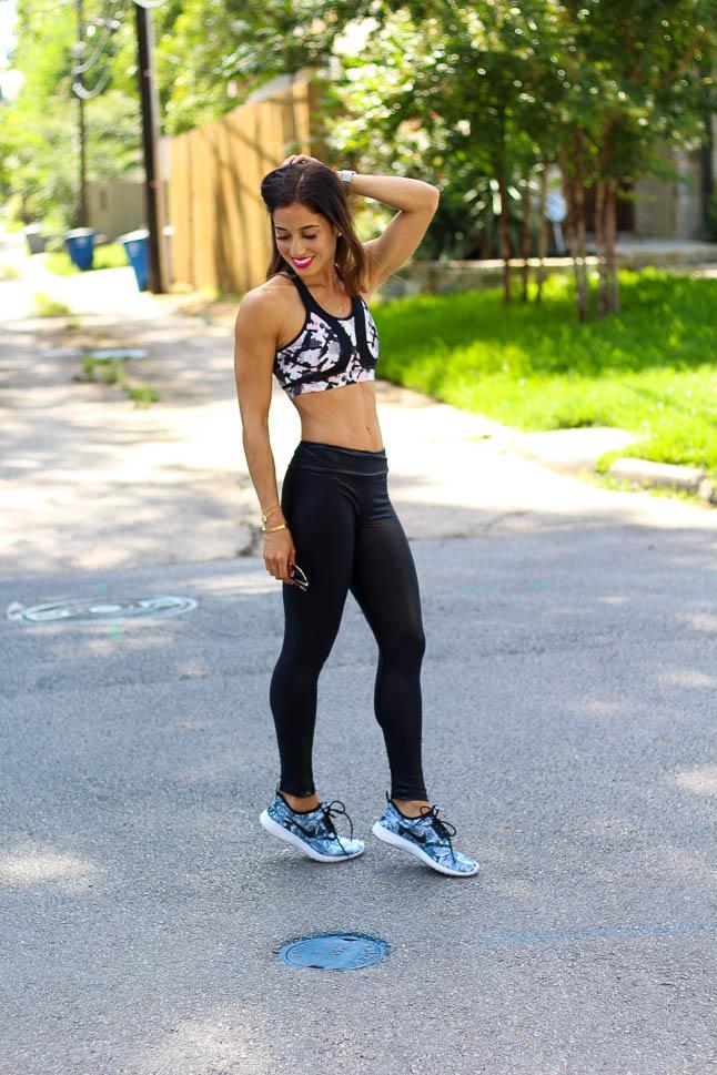 Mesh Workout Wear | adoubledose.com