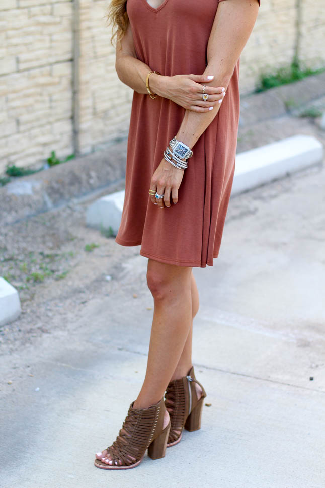 Olive Strappy Booties | adoubledose.com