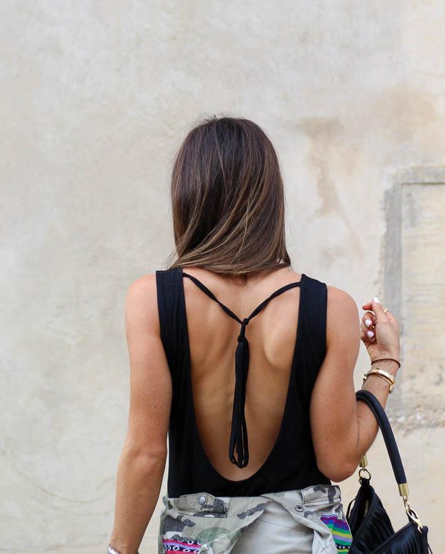 Black Tie Dress | adoubledose.com