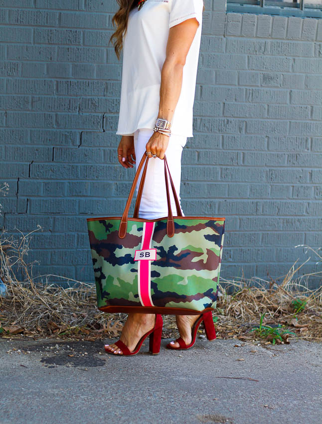 The Perfect Tote with Barrington Gifts   adoubledose.com
