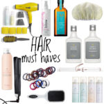 Our Go-To Hair Products + Tools