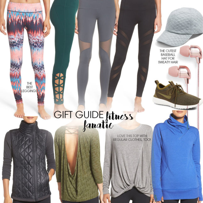 Gift Guide: Fitness Fanatic