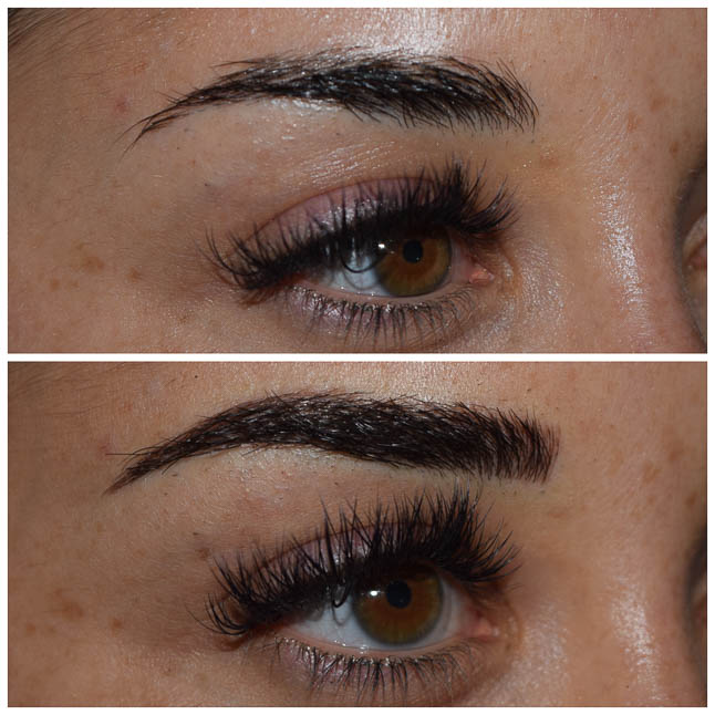 Eyebrow Microblading at Enlighten MD in Dallas | adoubledose.com