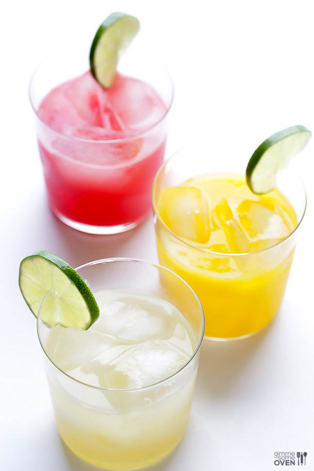 Healthy Cocktail Ideas | adoubledose.com