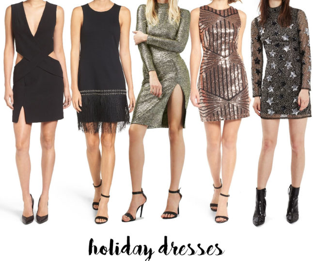 Holiday Dresses | adoubledose.com