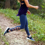 Lace Up Workout Leggings