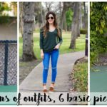 6 Basic Pieces, Endless Outfits