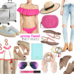 Spring Travel Must Haves
