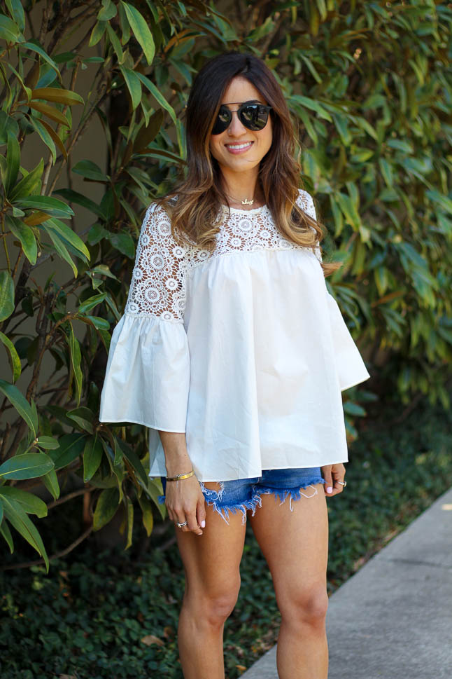 Crochet Bell Sleeves for $43   adoubledose.com