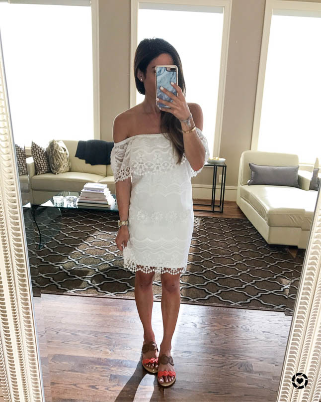 When To Wear White Dresses | adoubledose.com