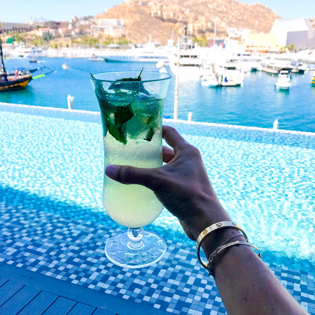 Our Stay at Breathless Cabo Resort + Spa | adoubledose.com