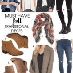 7 Must Have Fall Transition Pieces
