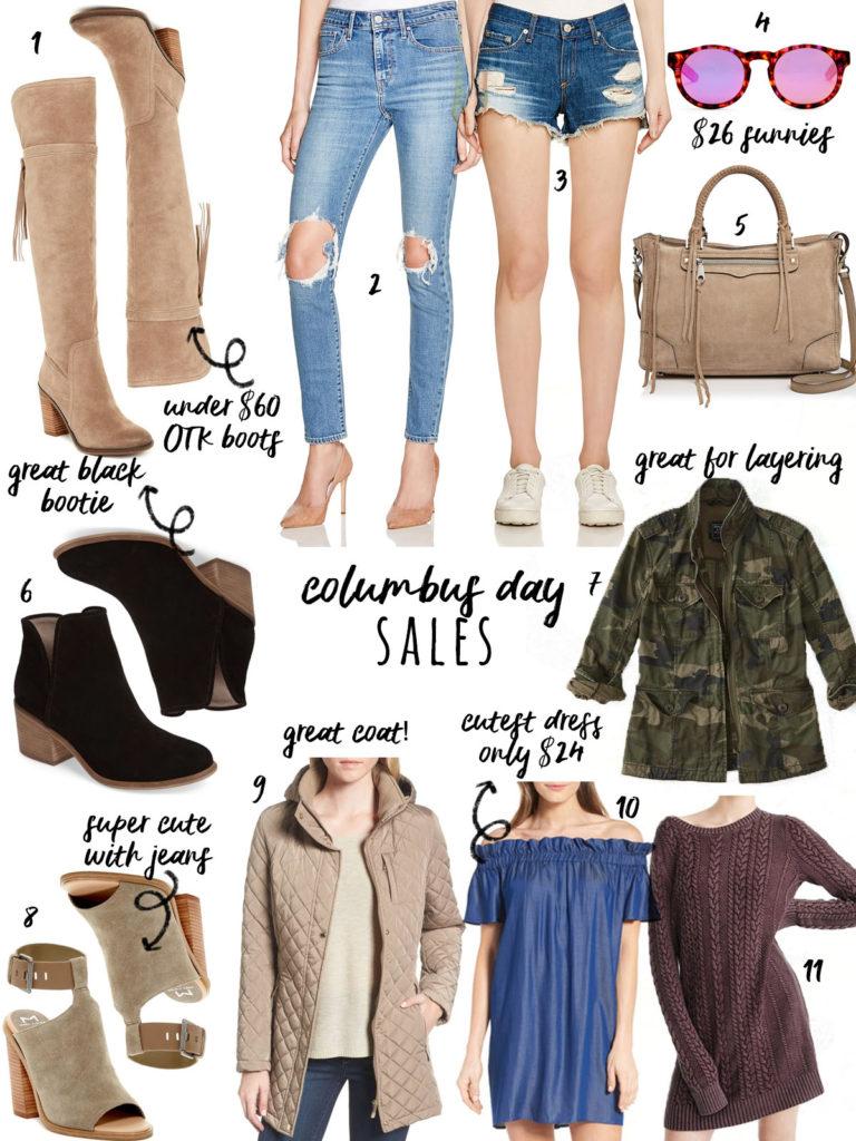 columbus day sales   adoubledose.com