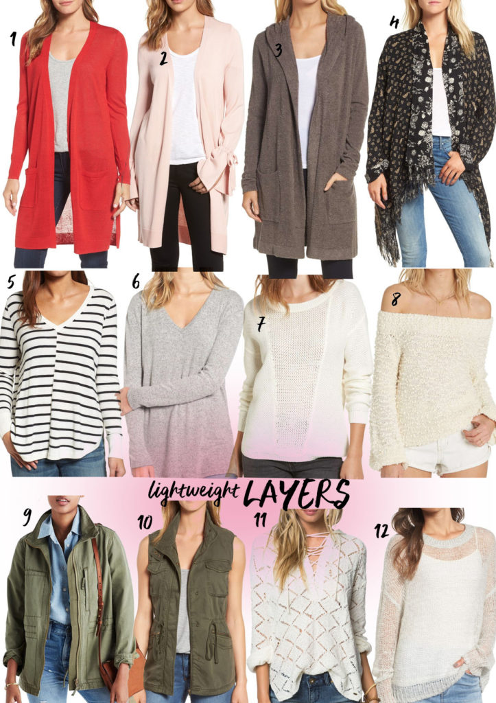 Lightweight Layers | adoubledose.com