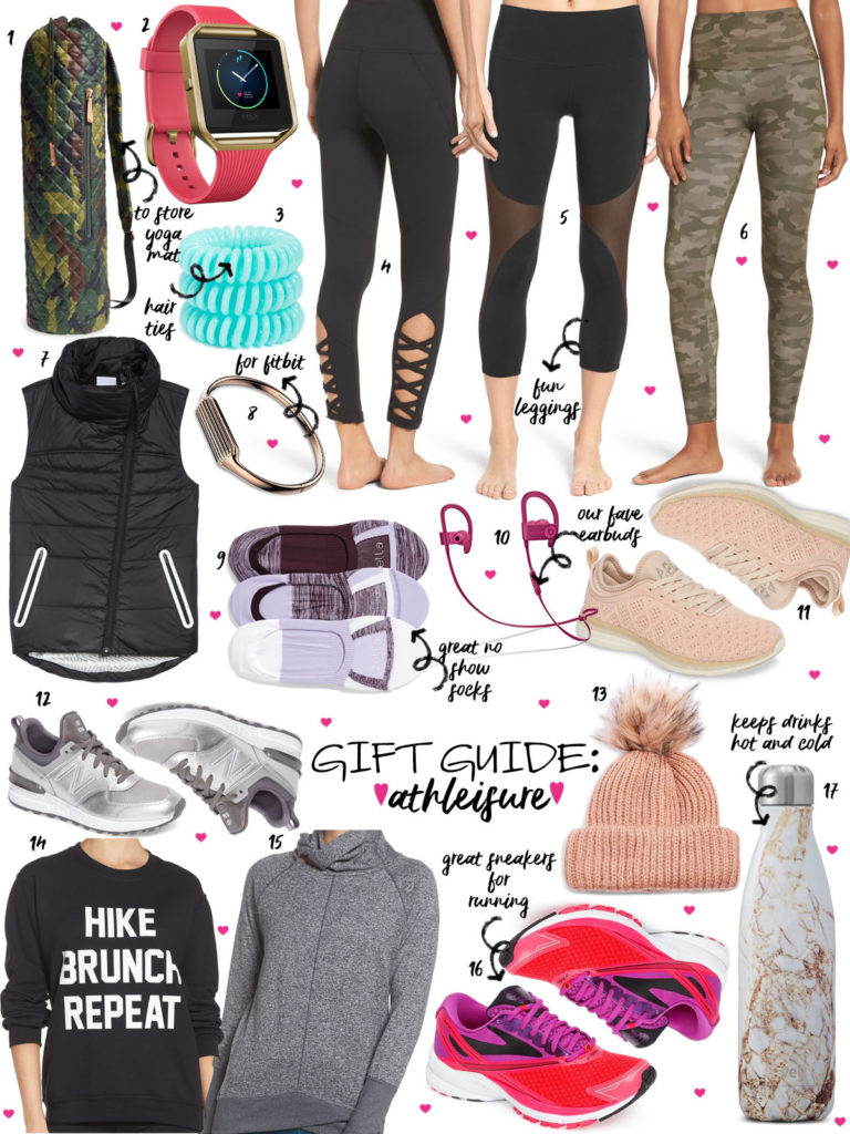 Gift Guide: Athleisure