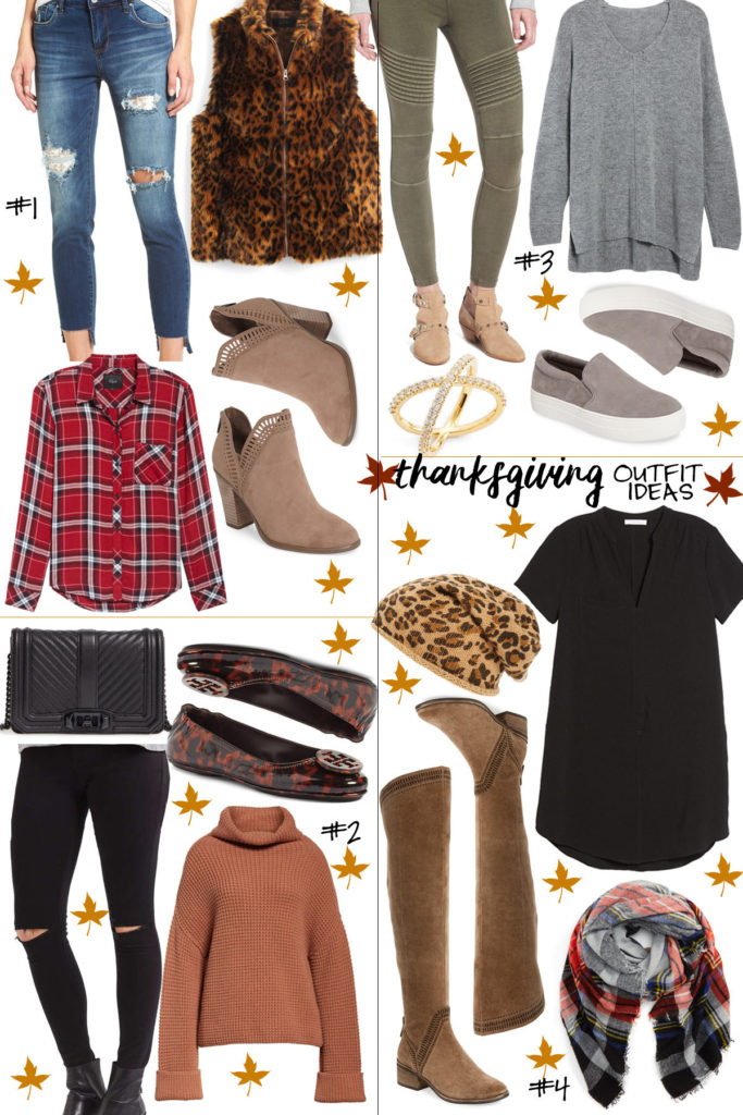 What To Wear For Thanksgiving