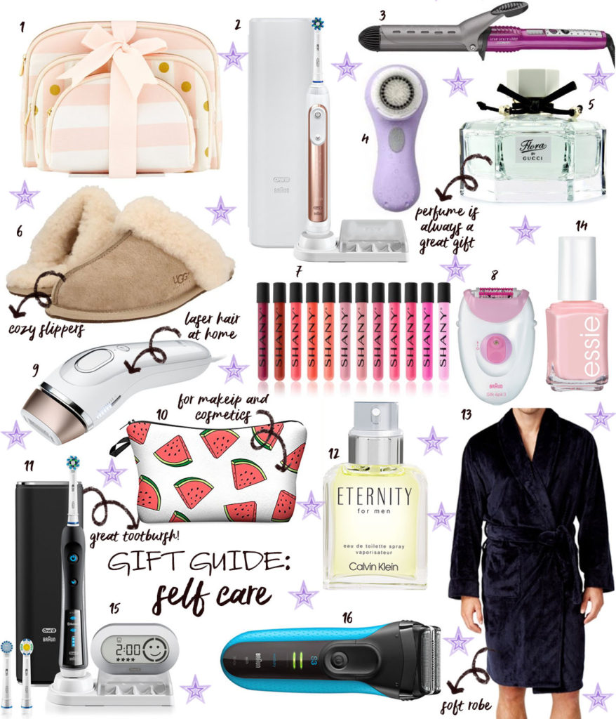 Gift Guide: Self Care