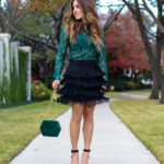 Lace and Fringe For The Holidays