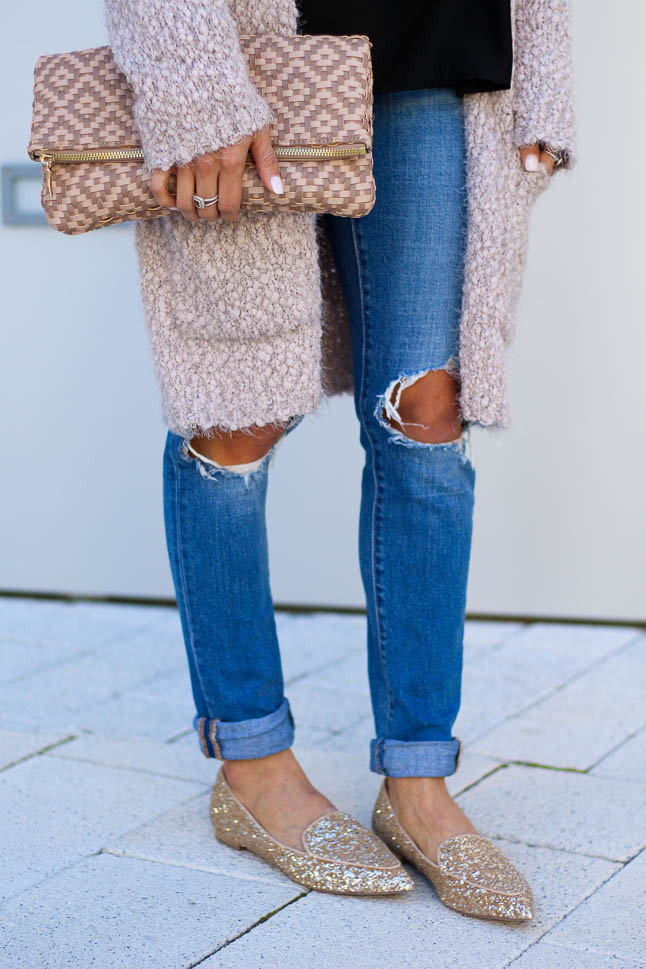 Cozy and Casual For NYE | adoubledose.com