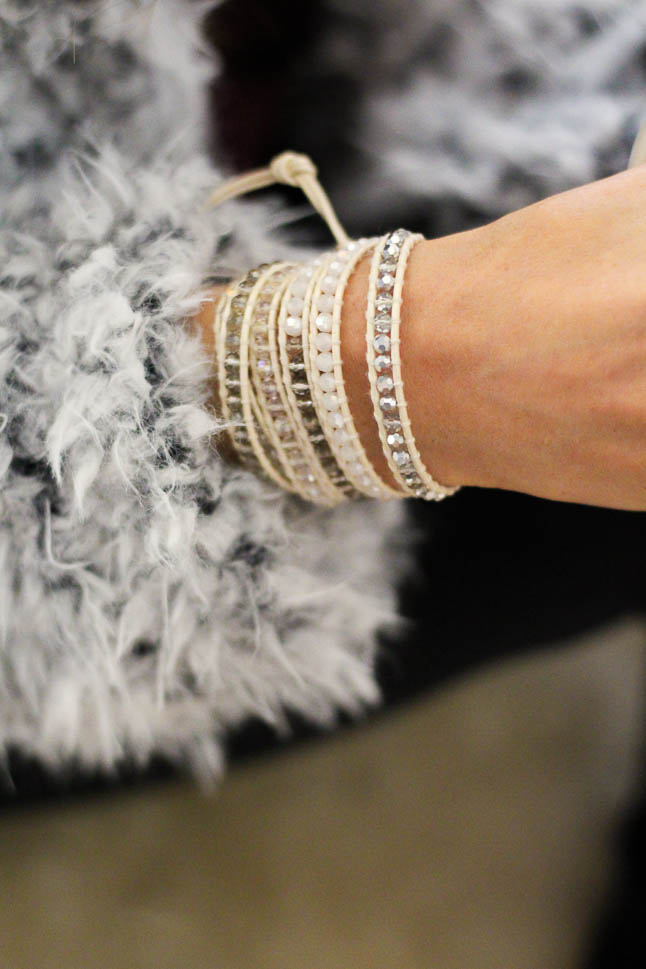 The Perfect Sparkly Accessory | adoubledose.com