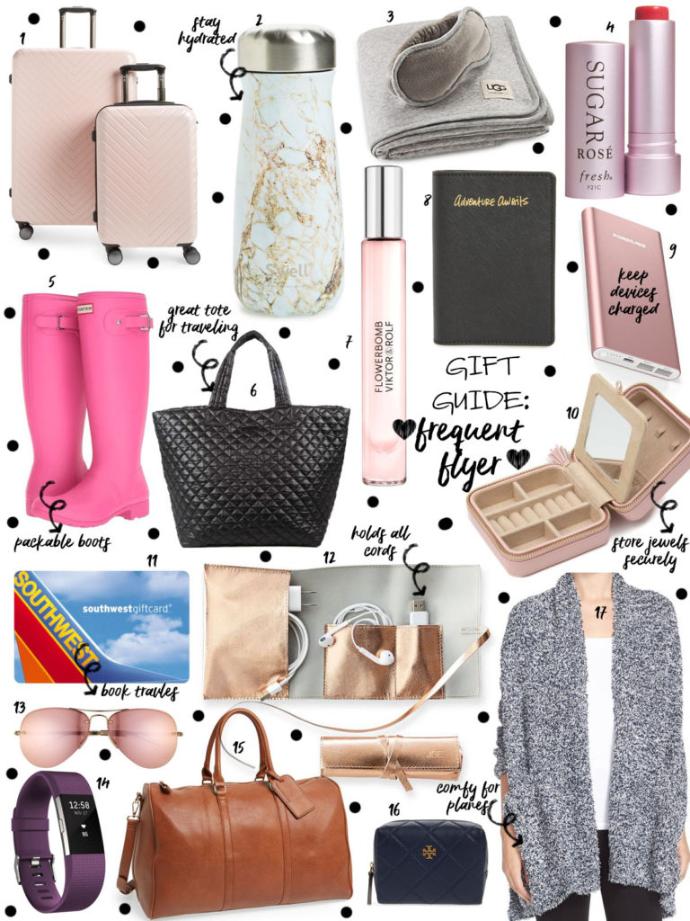 Gift Guide: Frequent Flyer
