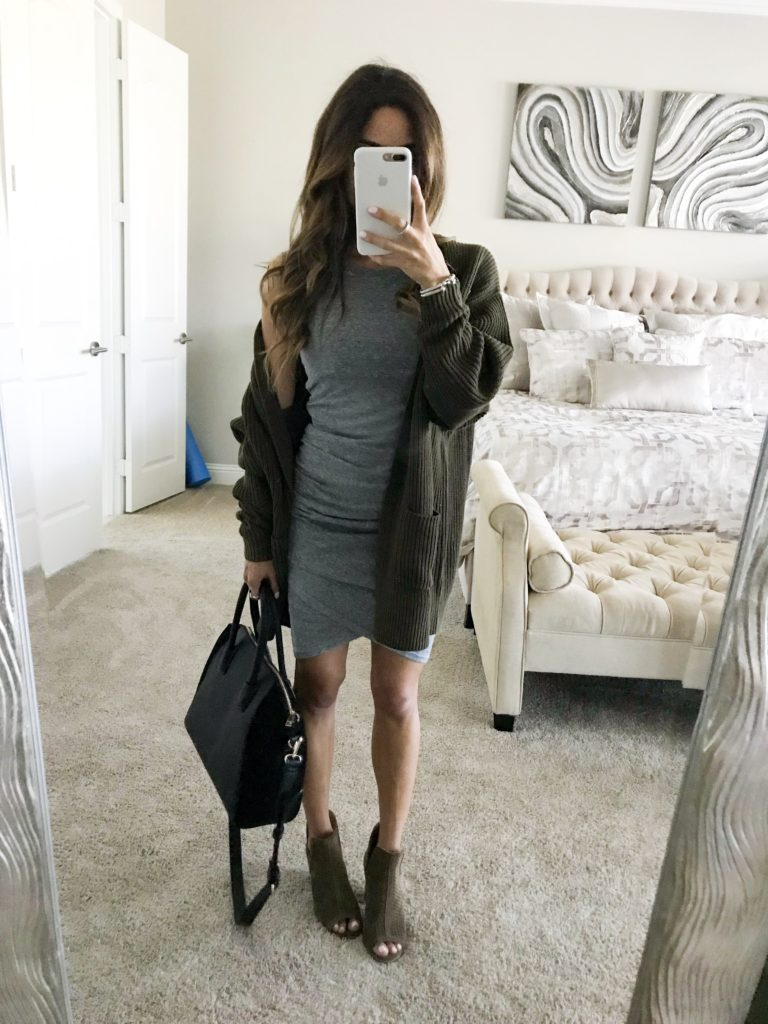 One Dress: Styled Multiple Ways | adoubledose.com