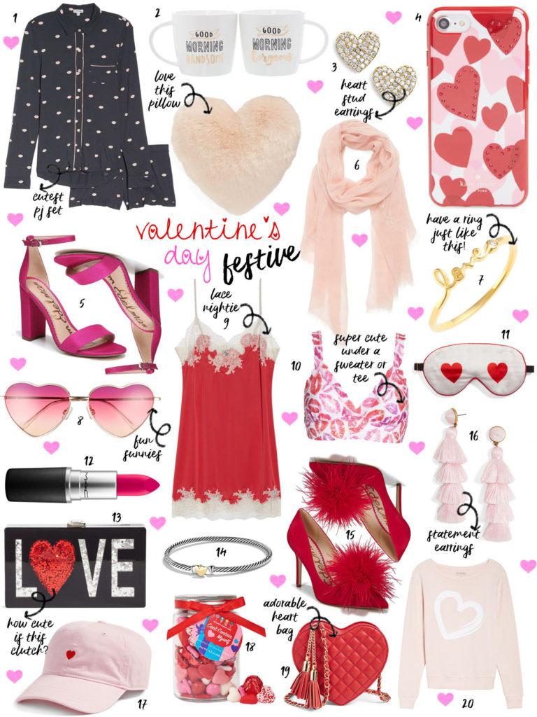 Valentine's Day Festive   adoubledose.com