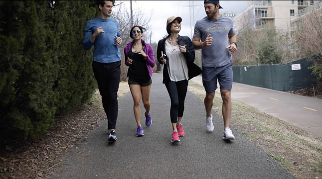 5 Tips For The Best Running Date Ever