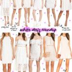 White Dress Roundup