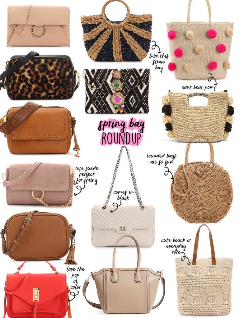 Spring Bag Roundup